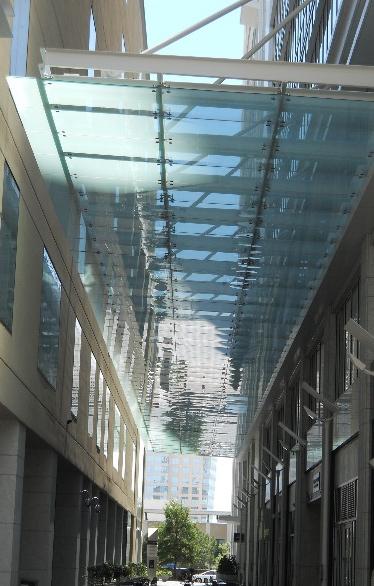 Uni-Sky, Corp. (AMS Line); TVS Design (Architect); Batson-Cook (General Contractor); Juba Aluminum (Customer)