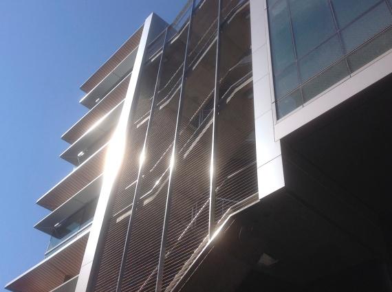 Duke University's Environmental Hall - Durham, NC