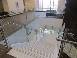 Stainless Fabricators, Inc. (AMS Line); Earl Swensson Associates, Inc. (Architect); Shockey (General Contractor)