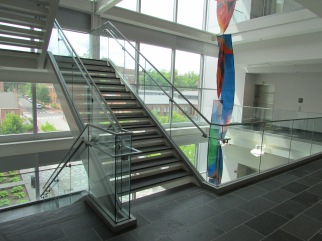 Stainless Fabricators, Inc. (AMS Line); Millennium 3 Design Group (Architect); Clancy and Theys (General Contractor)