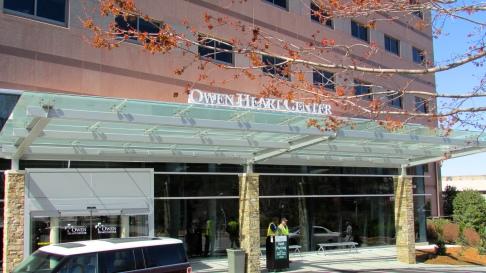 Owen Heart Center @ Mission Health (Asheville, NC)