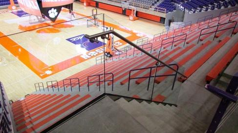 Clemson University's Littlejohn Coliseum - Clemson, SC