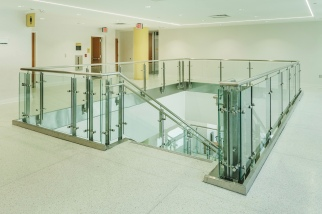 Stainless Fabricators, Inc. (AMS Line); LS3P (Architect); Barnhill (General Contractor); Sanford Steel (Customer)