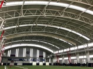 Liberty University's Indoor Practice Facility - Lynchburg, VA