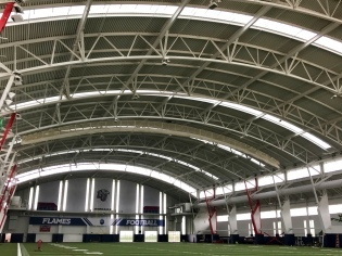 Liberty University's Indoor Practice Facility - Lynchburg, VA
